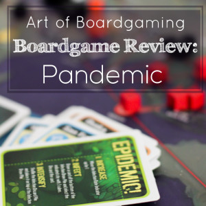 AoB Boardgame Review: Pandemic