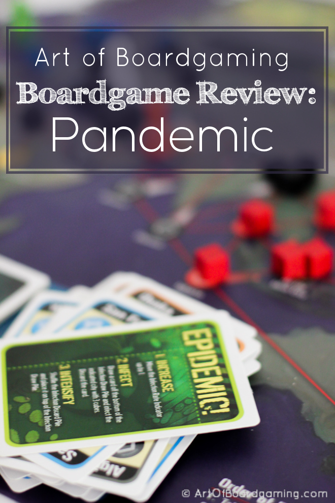 Pandemic Review Pin
