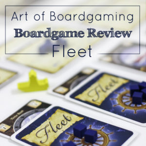 AoB Boardgame Review: Fleet