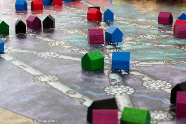 Power Grid Review - Cities