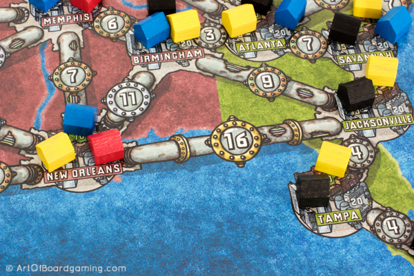 Power Grid Review - The Southeast US