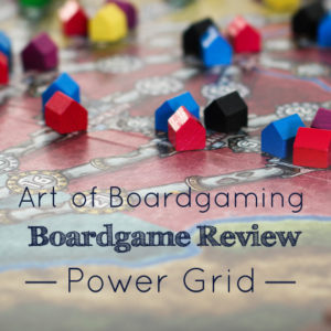 AoB Boardgame Review: Power Grid