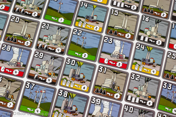 Power Grid Review - Power Plants
