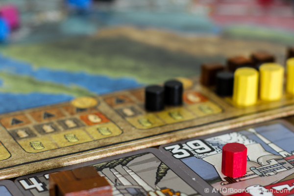 Power Grid Review - Limited Resources