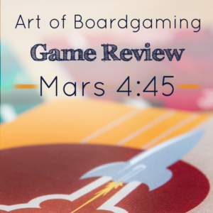 AoB Game Review: Mars 4:45