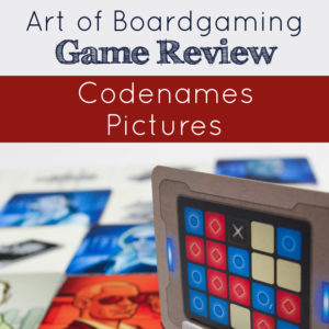 AoB Game Review: Codenames Pictures