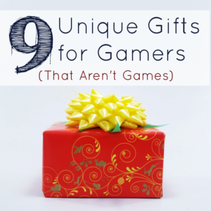 Gifts for Gamers Square