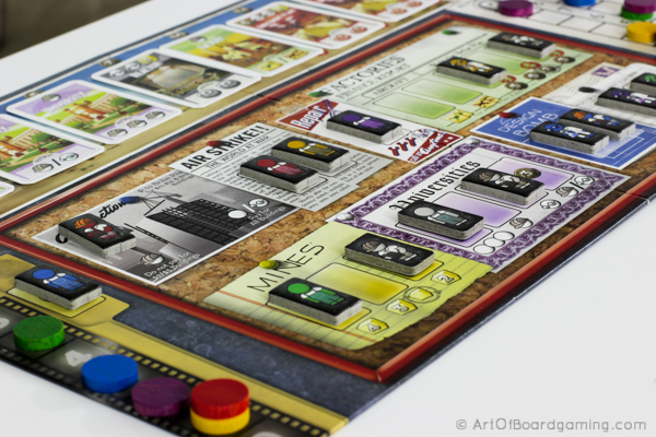 The Manhattan Project Review - Full board