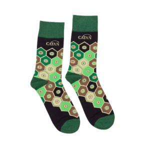 Settlers of Catan Socks - Gifts for Gamers