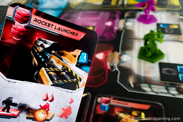 Adrenaline Review - Rocket Launcher
