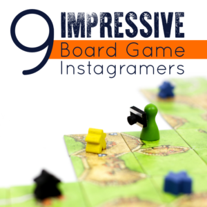 9 Impressive Board Game Instagramers You Should Follow