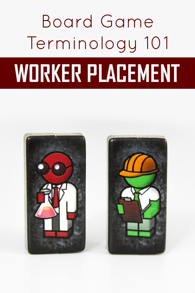 This post explains worker placement games perfectly! But wait...THERE'S MORE! It also gives 3 suggestions for games that give variations on the core worker placement mechanic.