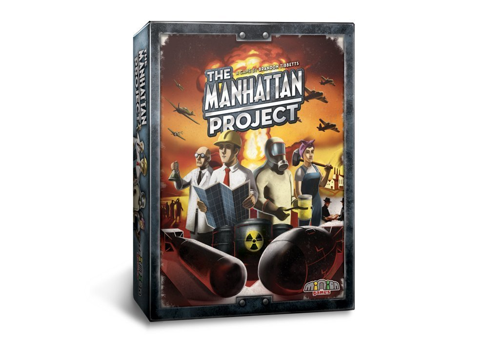 Buy The Manhattan Project on Amazon