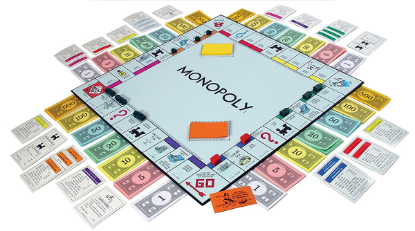 Buy Monopoly on Amazon (Seriously...don't)