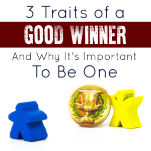 3 Traits of a Good Winner & Why You Need to be One