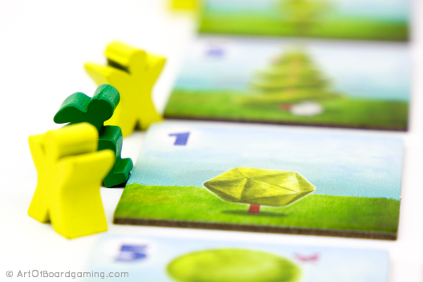 Crowded Tile - Topiary Review