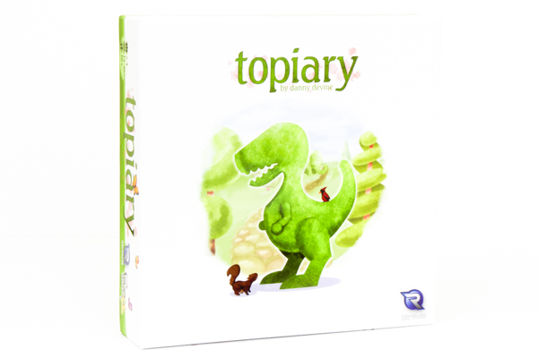 Topiary Box - gotta have that in a topiary review