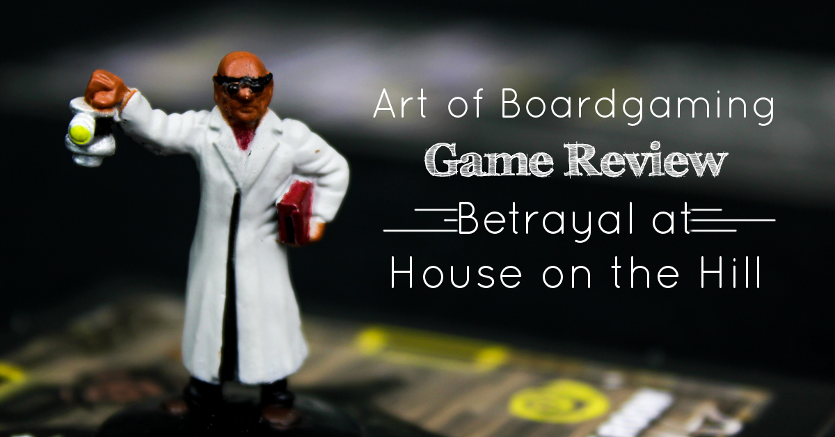 Betrayal at House On The Hill Review | A Hauntingly Amazing Game image