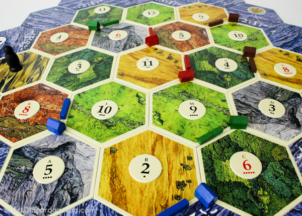 10 Best Board Games like Catan - Games Like This One