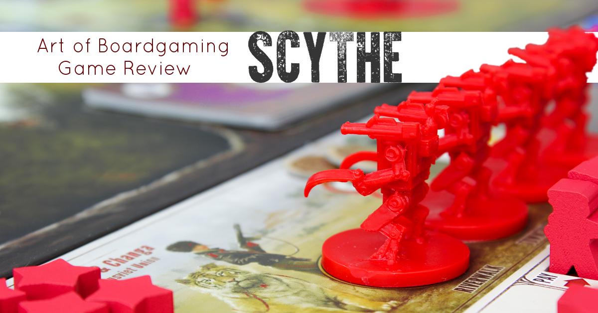 AoB Review: Scythe image